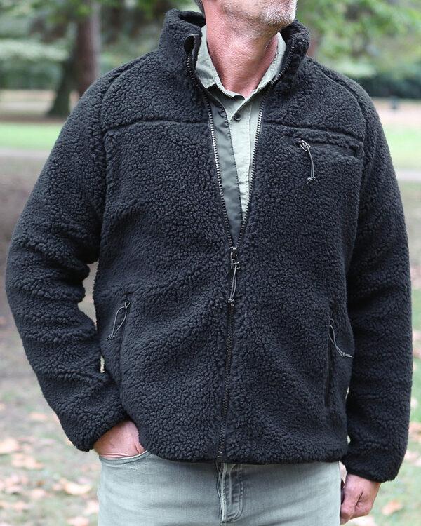Džemperis su užtrauktuku