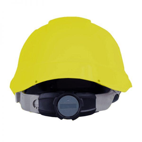 Reguliuojamas apsauginis šalmas