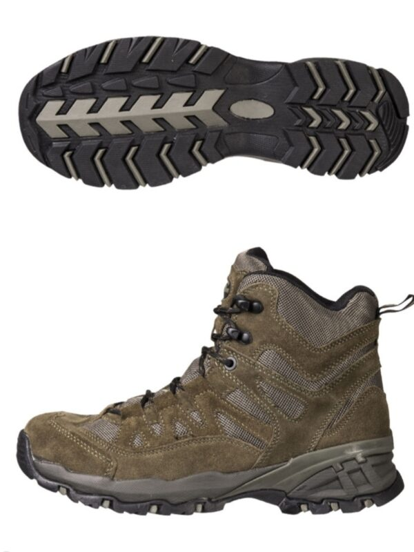 Laisvalaikio batai rudi
