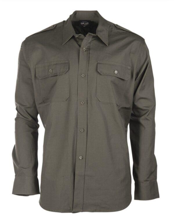 Taktiniai marškiniai MIL-TEC