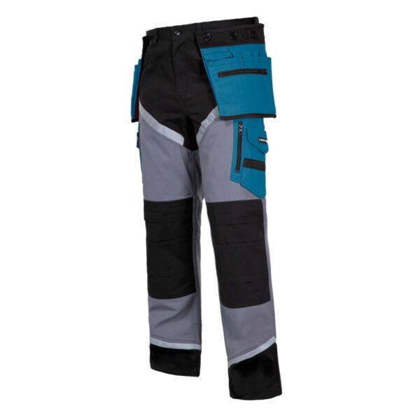 Kelnės su kišenėmis